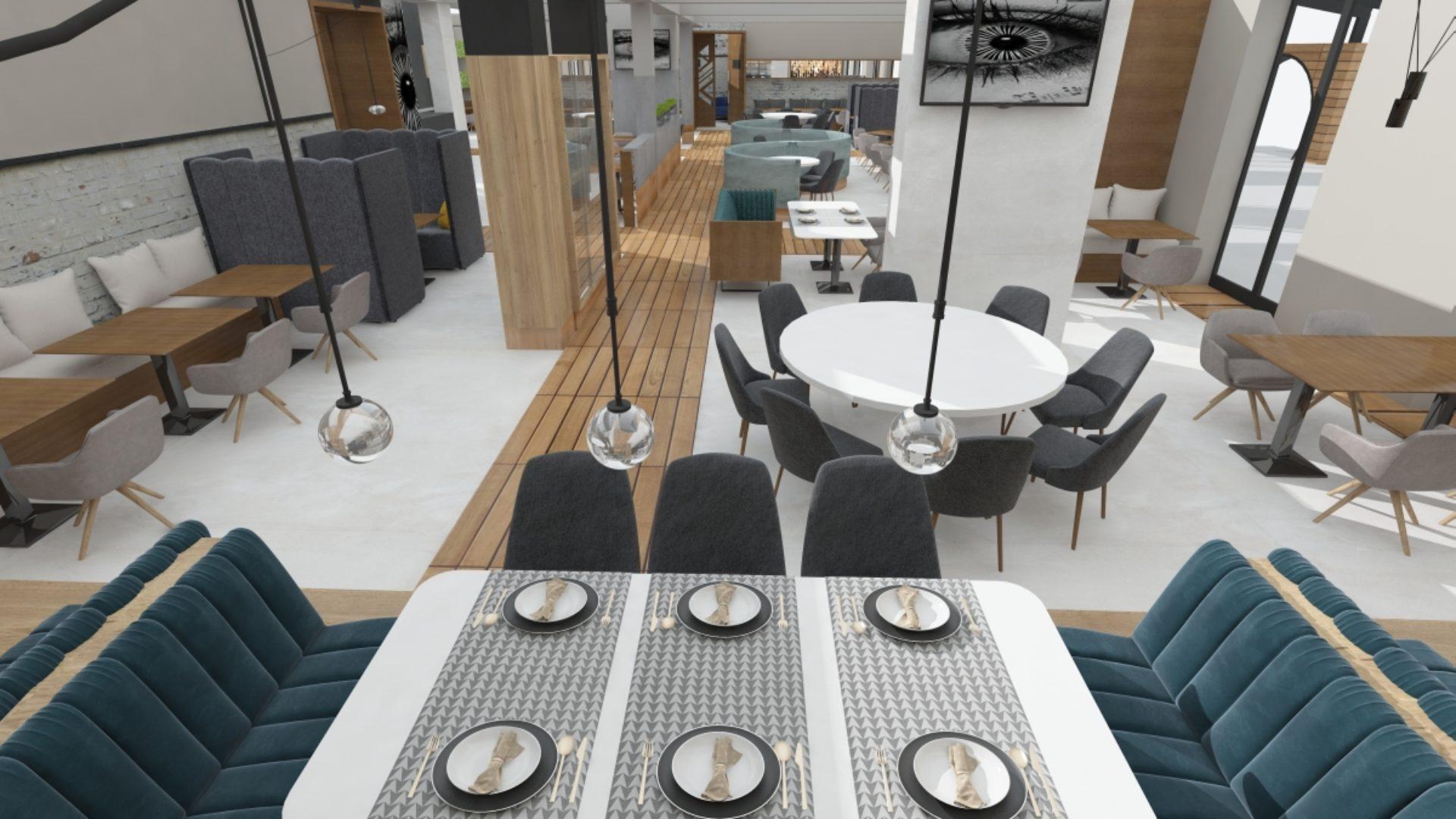 Ресторант Маркони Павел баня